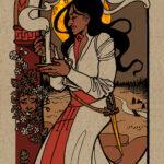 Threshold Tarot: The Fool