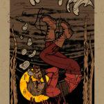 Threshold Tarot: The Hanged Man