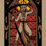 Threshold Tarot: Judgement